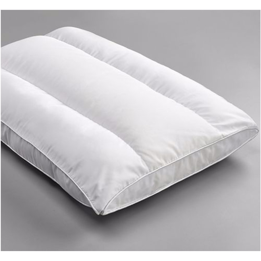SUB-0°® Identically Down Hybrid Cooling Pillow, White