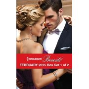 Harlequin Presents February 2015 - Box Set 1 of 2 - eBook