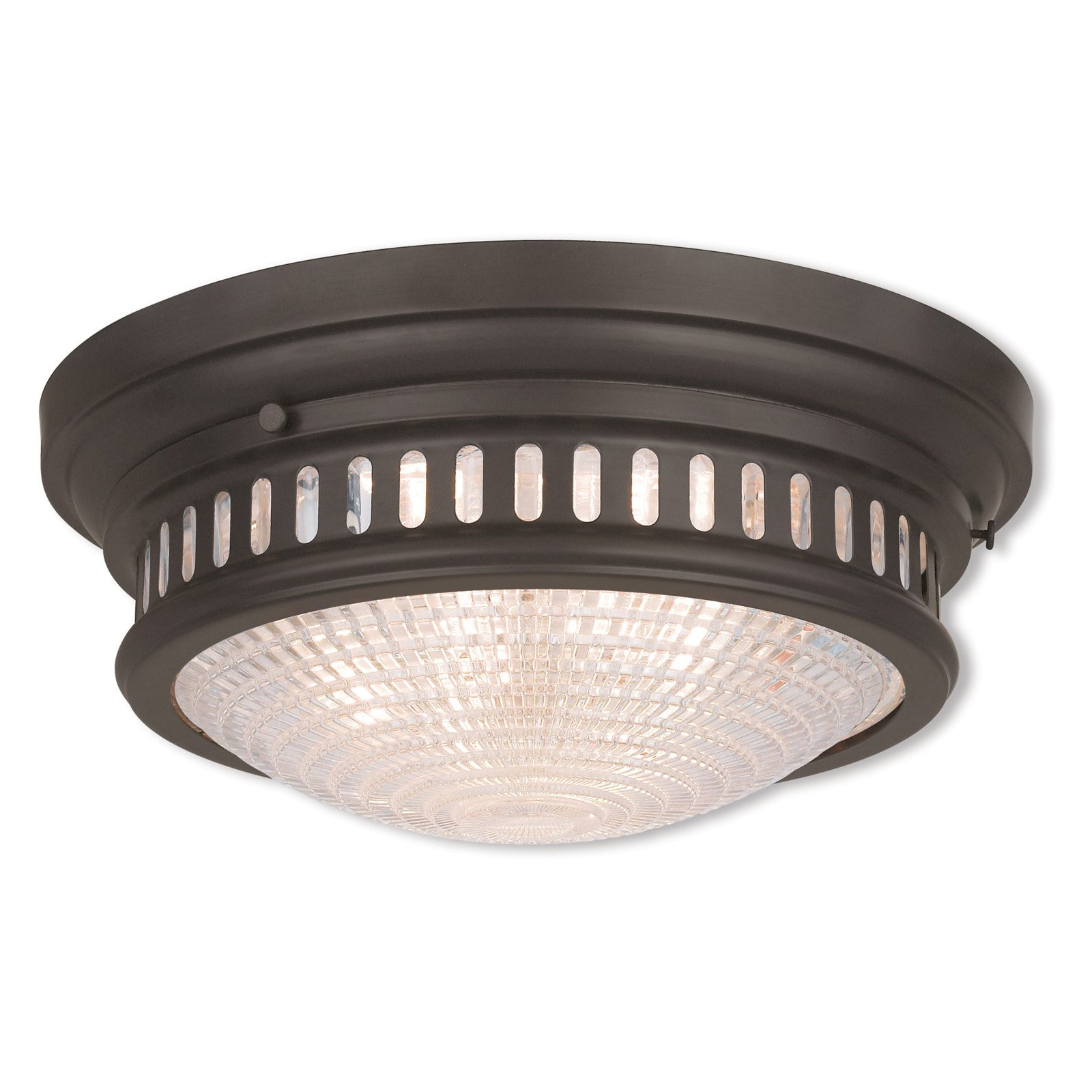 Livex Lighting Berwick 3 Light Ceiling Mount