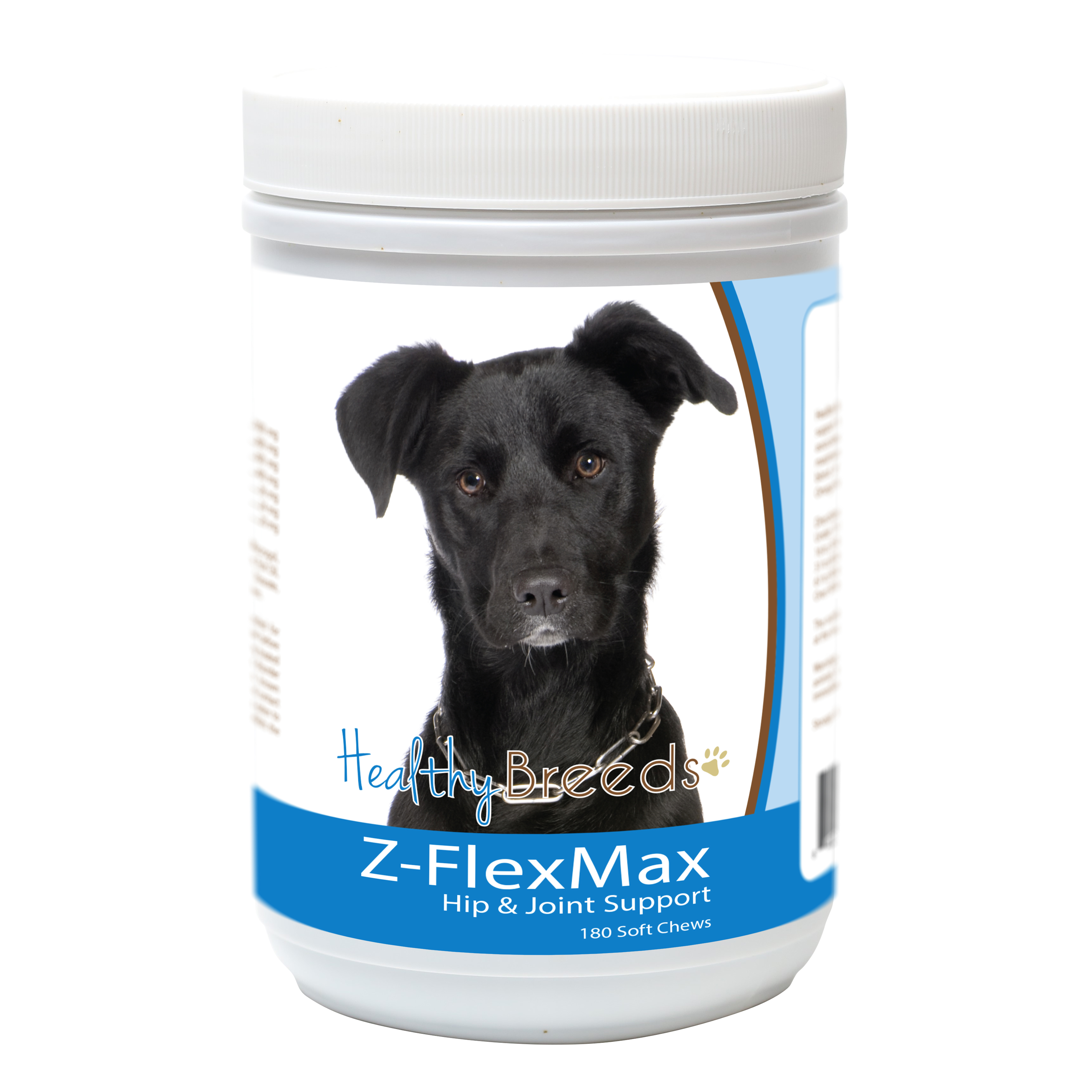 Healthy Breeds Mutt Z-Flex Max Dog Hip and Joint Support 180 Count