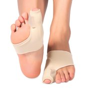 EECOO 1 Pair Toe Bunion Straightener Corrector Alignment Pain Relief Apparatus,It helps to adjust the big toe to prevent valgus