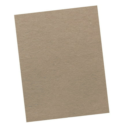 School Smart Multi-Purpose Chipboard, 26 x 38 Inches, Gray, 40 Pt, Pack of 10