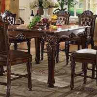 Acme Vendome Counter Height Dining Table