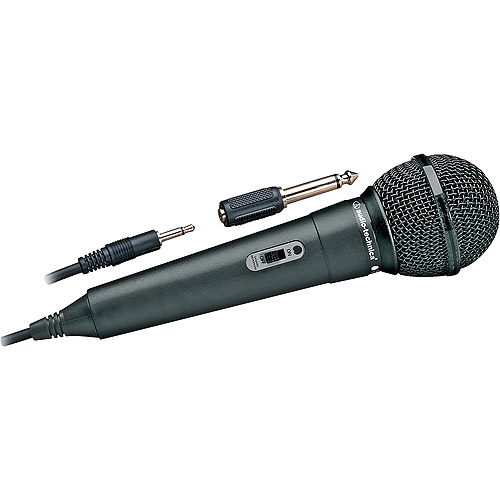 Audio Technica ATR-1100 Dynamic Vocal Instrument Microphone by Audio Technica