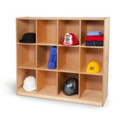 Whitney Brothers Backpack Storage Cabinet