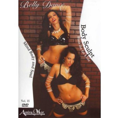 Amira Mor: Body Sculpt Belly Dance - Blast the Fat for Life (DVD)