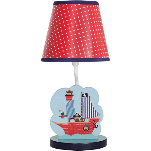 Bedtime Originals by Lambs & Ivy - Treasure Island Lamp, Blue