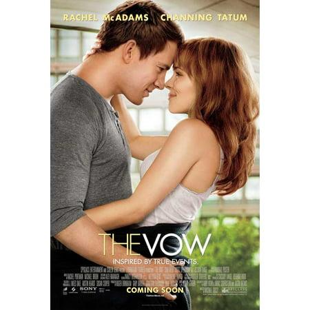 The Vow 2012 27x40 Movie Poster Walmart Com Walmart Com