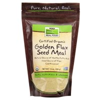 NOW Foods Golden Flax Meal 12 Oz