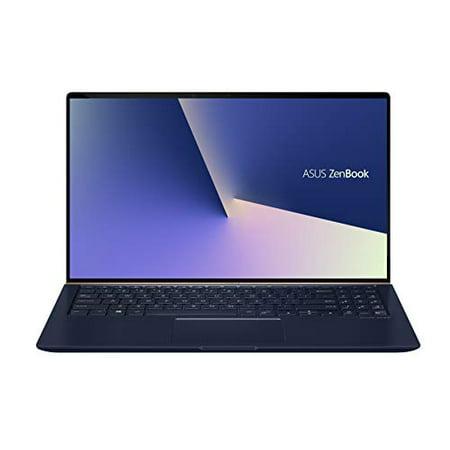 ASUS ZenBook 15 UX533FN-RH54 15.6 inch Intel Core i5-8265U 1.6GHz/ 8GB DDR4/ NVIDIA GeForce MX150/ 256GB SSD/ USB3.1/ Windows 10 Notebook (Royal Blue