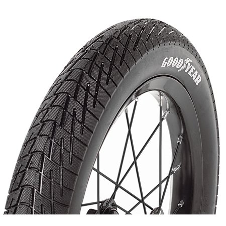 Goodyear 14 x 2.125 Folding Bead Bike Tire, Black Folding Bead Race