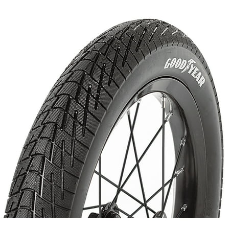 Goodyear 14 x 2.125 Folding Bead Bicycle Tire, Black