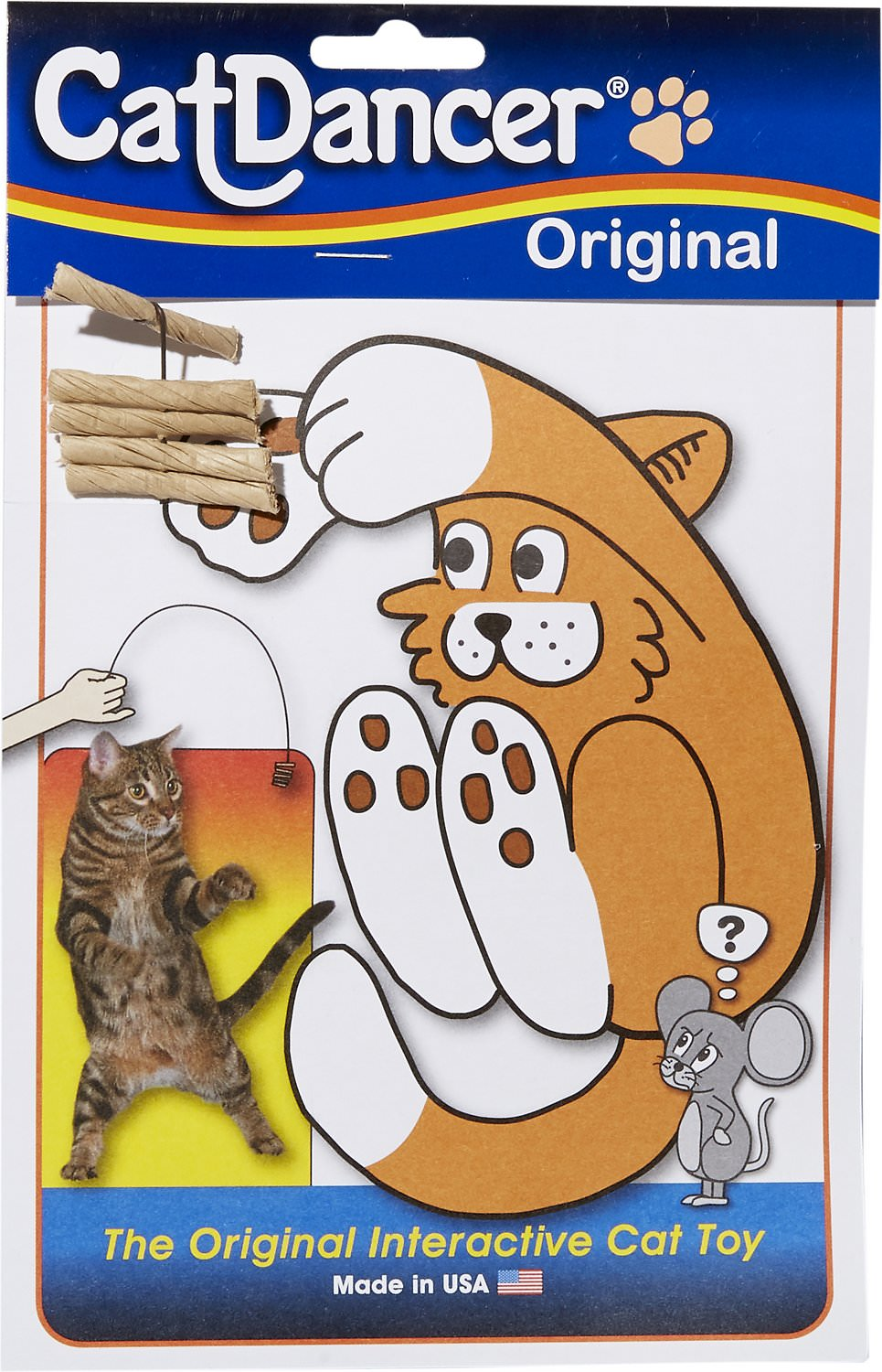 Cat Dancer Original Interactive Cat Toy by Cat Dancer Products, Inc.