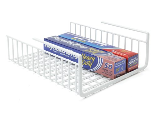 Organize It All 1983W Under Shelf Wrap Holder Organize It...