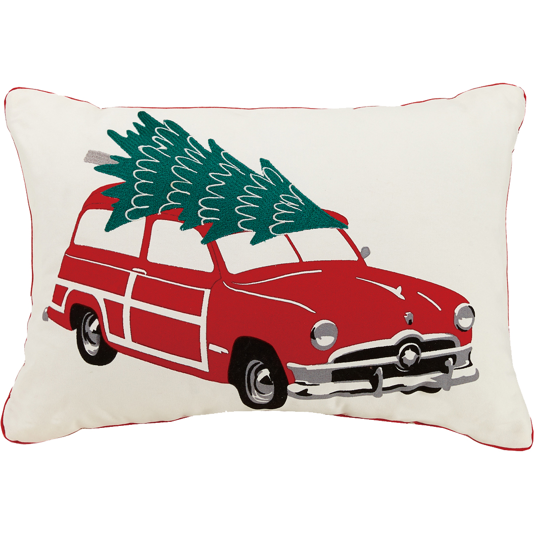 NEW Rollbacks Holiday Throw Pillow Collection!