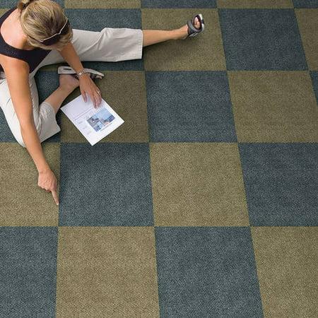Mohawk Home Carpet Tiles, Set of 16