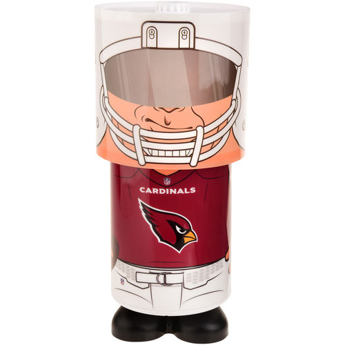 Arizona Cardinals Rotating Desk Lamp