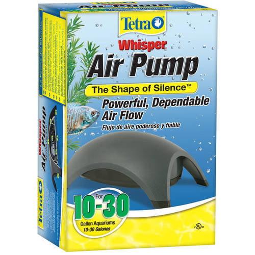 Tetra Whisper Air Pump 10-30