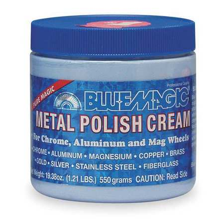 Blue Magic 500 Size 19-3/8 oz. Polish, Tub