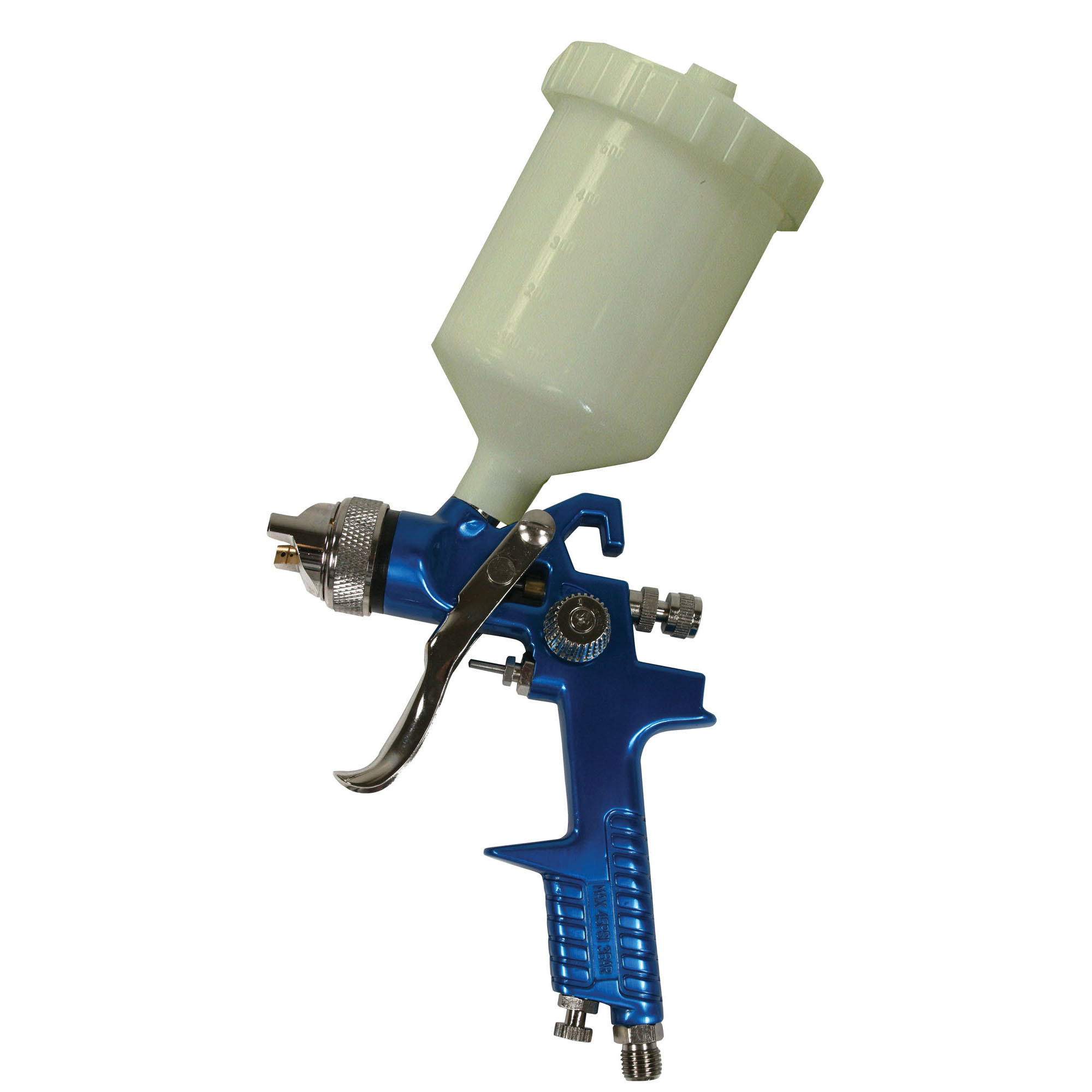 Hvlp Gravity Feed Spray Gun Auto Body Painting Tools