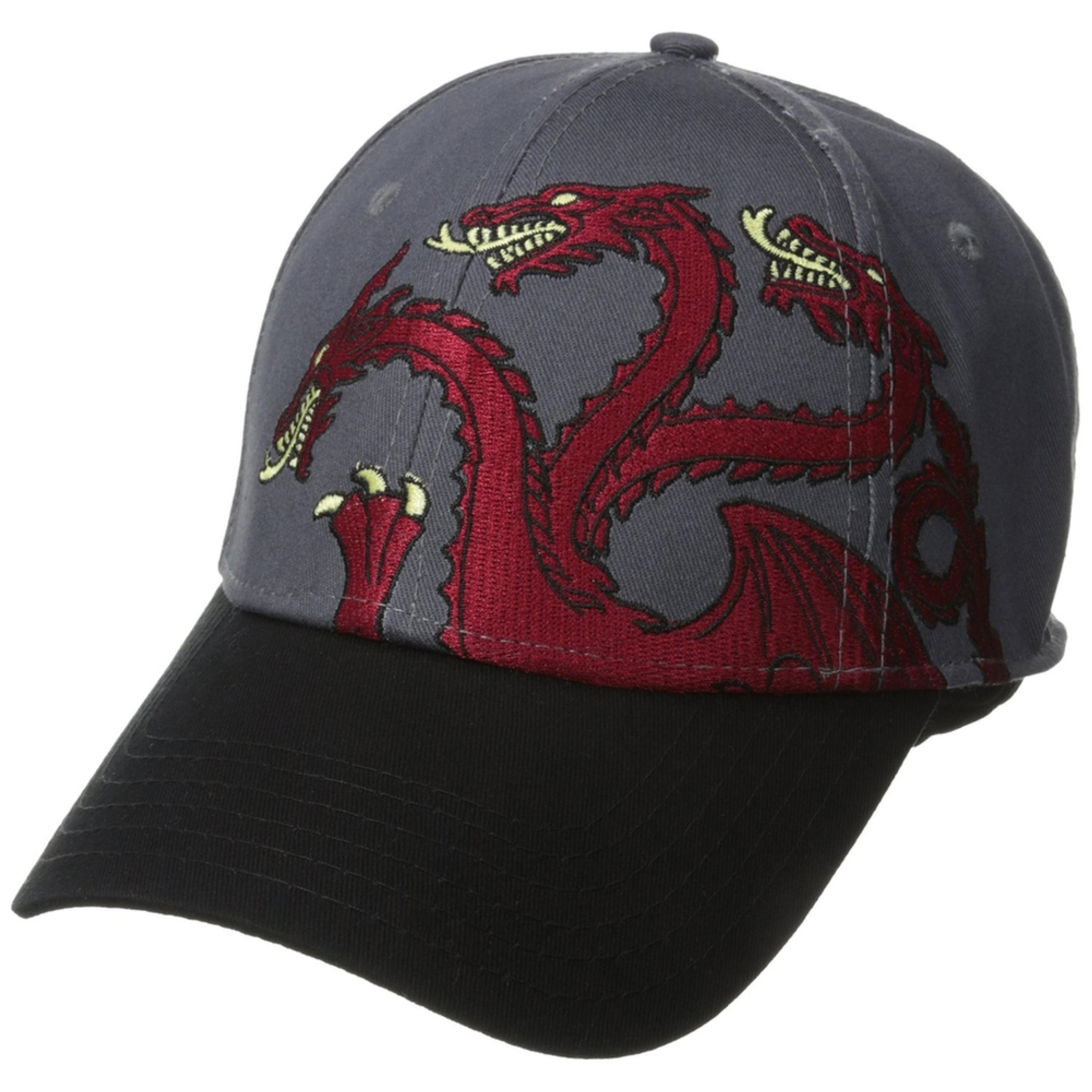 Game Of Thrones Men's House Of Targaryen Snapback Hat
