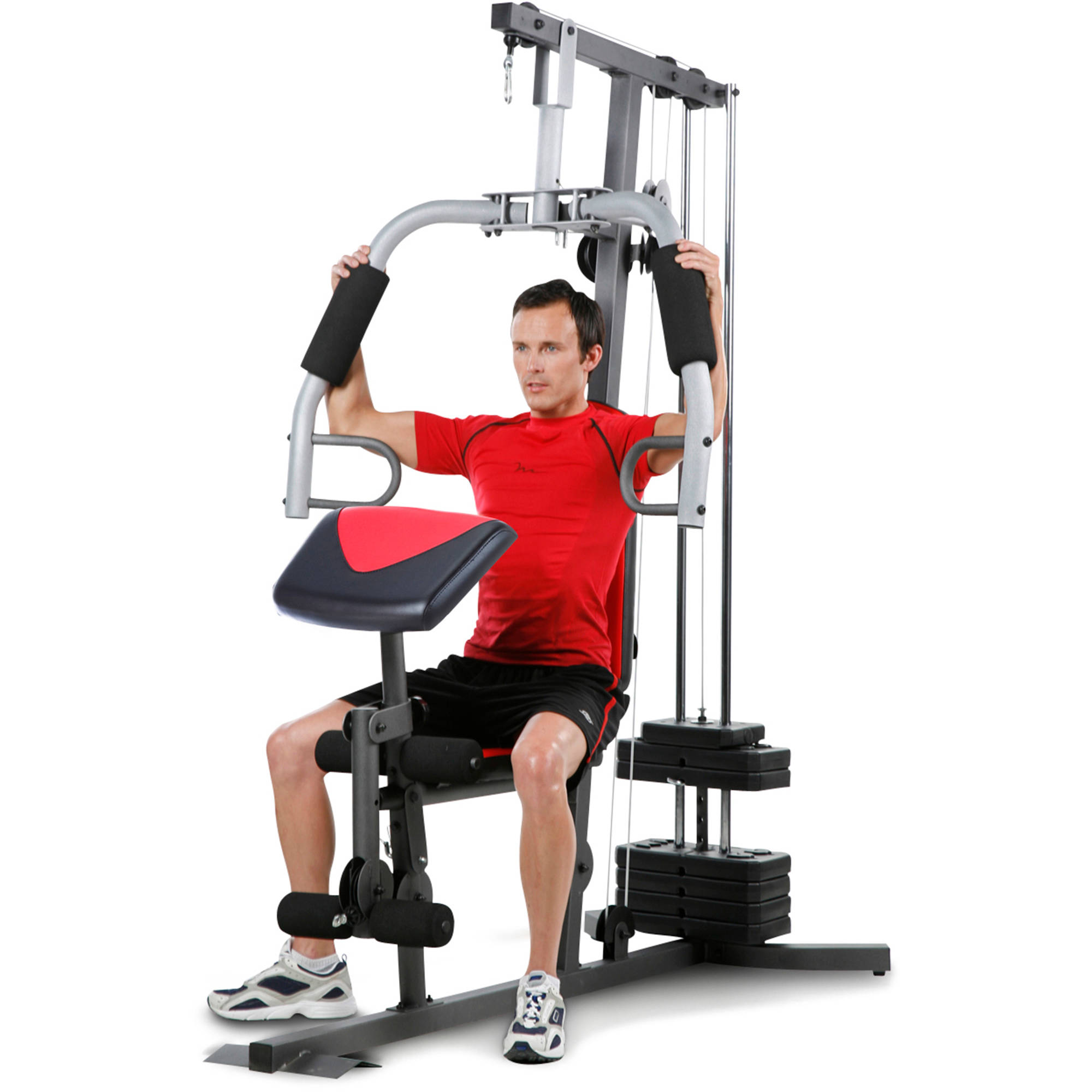 Weider 2980 X Weight System 214 Lb Stack Home Gym Core