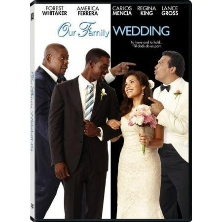 Our Family Wedding (DVD)