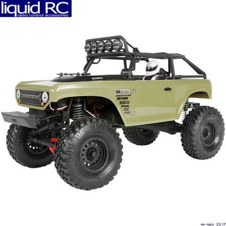 Axial Racing AX90066 Scx10 Ii� Deadbolt� 1/10th Scale Electric 4wd - (Axial Scx10 Deadbolt Rtr 4wd Electric Rock Crawler)