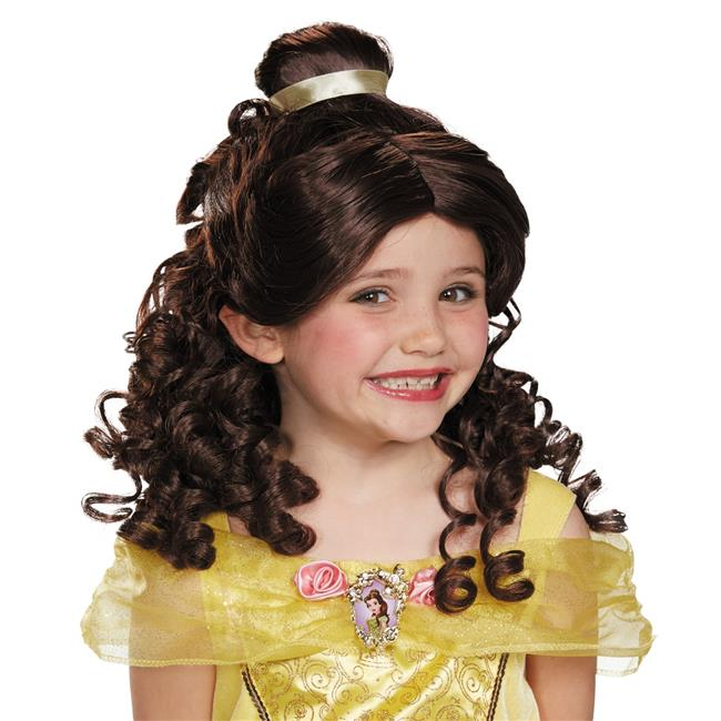 Morris Costumes DG17806 Belle Child Wig Costume