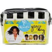 Curls Blueberry Bliss Curl Collection Travel 4 Kit