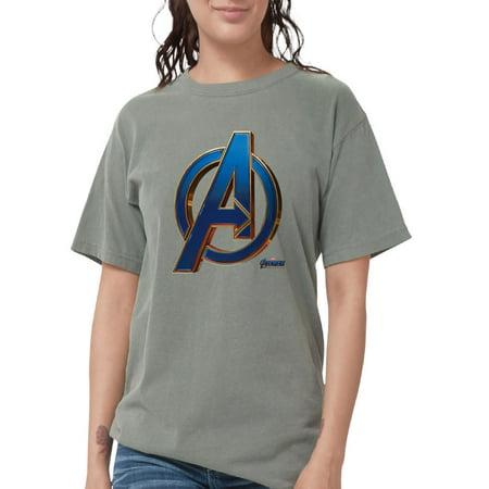 CafePress - Avengers Endgame Logo - Womens Comfort Colors® Shirt - Women Avengers