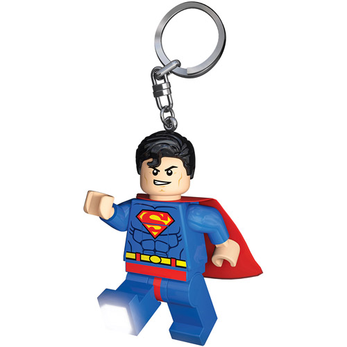 LEGO DC Universe Super Hero Superman Key Light
