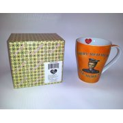 I Love Lucy 12oz Coffee Ceramic Mug with Gift Box Tea