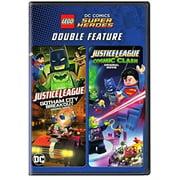 Lego DC Super Heroes: Justice League - Gotham City Breakout / Cosmic Clash (DVD)