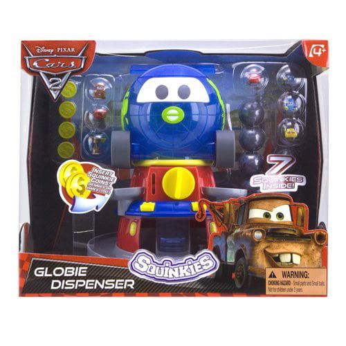 Cars - Disney Squinkies Cars Globie Playset