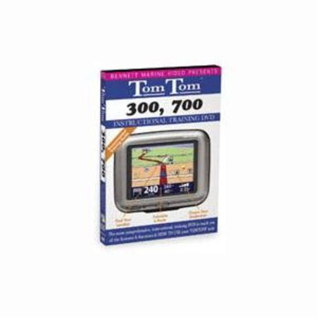 Gps Instructional Dvds (Tom Tom Automotive 300 and 700 GPS)