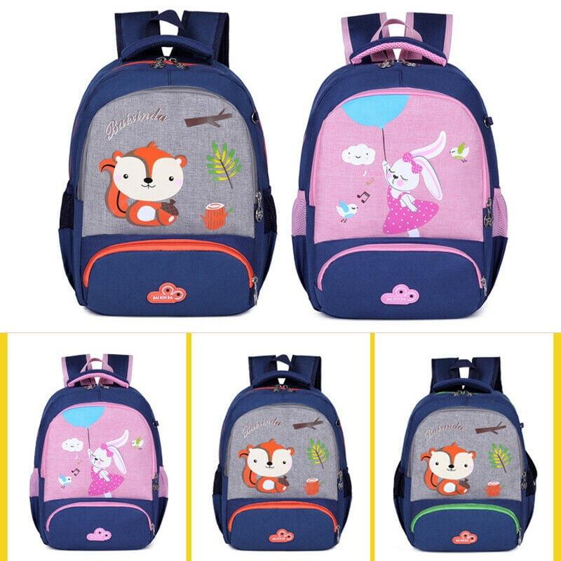 Cartoon Animal Backpack Girls Kids Cute Mouse Mini Fashion RUckpack Travel Bag