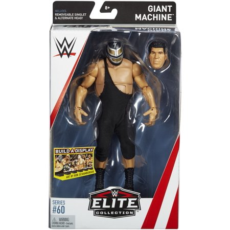 Andre the Giant (Giant Machine) - WWE Elite 60 Toy Wrestling Action - Wrestling Costumes Wwe