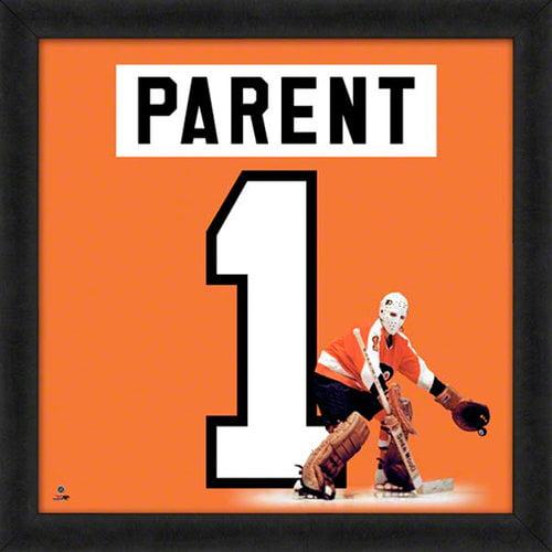 NHL - Bernie Parent Philadelphia Flyers 20x20 Uniframe Photo