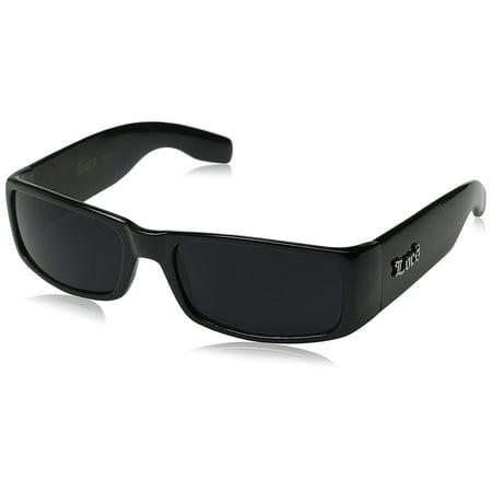 LOCS Sunglasses Hardcore Black 0103, Imported By moda