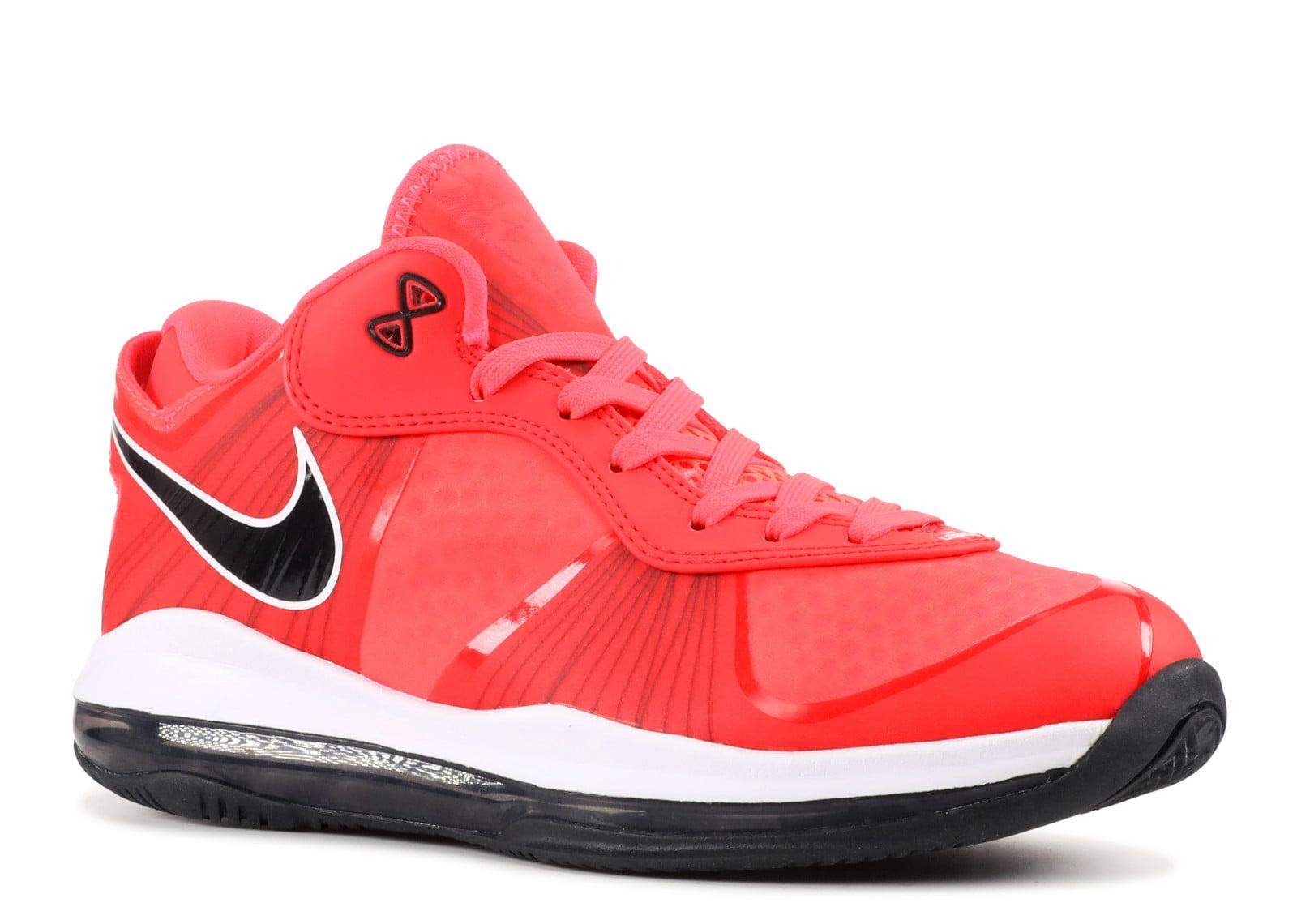 Nike - LEBRON 8 V/2 LOW 'SOLAR RED
