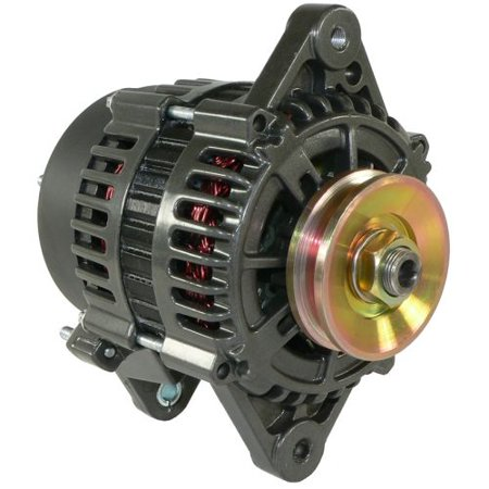 Marine Alternator For Mercruiser 3.0  4.0 5.0 6.0 7.0 8.0 9.0L 1998 - On, Mercruiser Engine 9.0 Model 900SC 99 00 01 02 and 3.0L 3.0LX 99 00 01 02 03 04 05 06 07 08 09 010 11 12 13 14 15