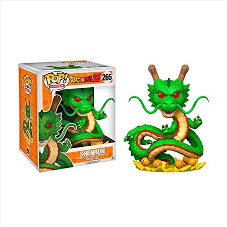 Funko Pop Animation: Dragonball Z Galactic Toys Shenron 6' Exclusive - Pops Toys