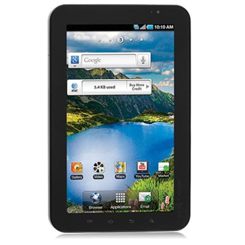 "Samsung Galaxy Tab SGH-T849 7.0""  Tablet 16GB T-Mobile - Black (Refurbished)"