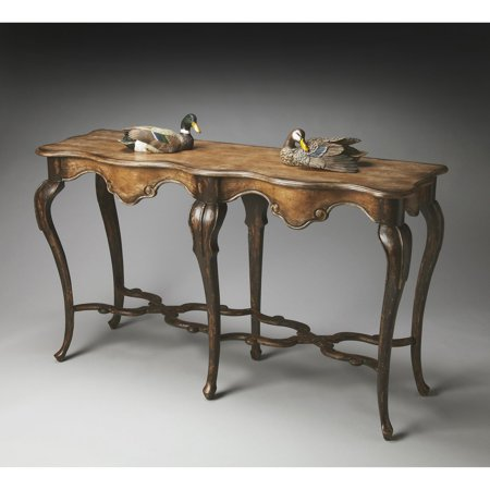 Butler Old Spanish Mission Painted Console Table ()