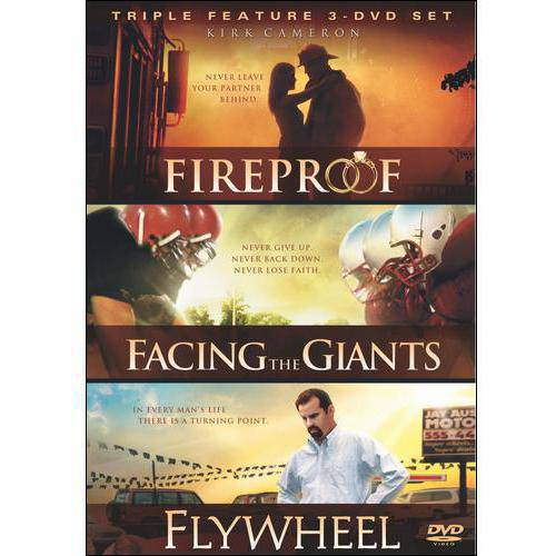 Fireproof / Facing The Giants / Flywheel (Anamorphic Widescreen)