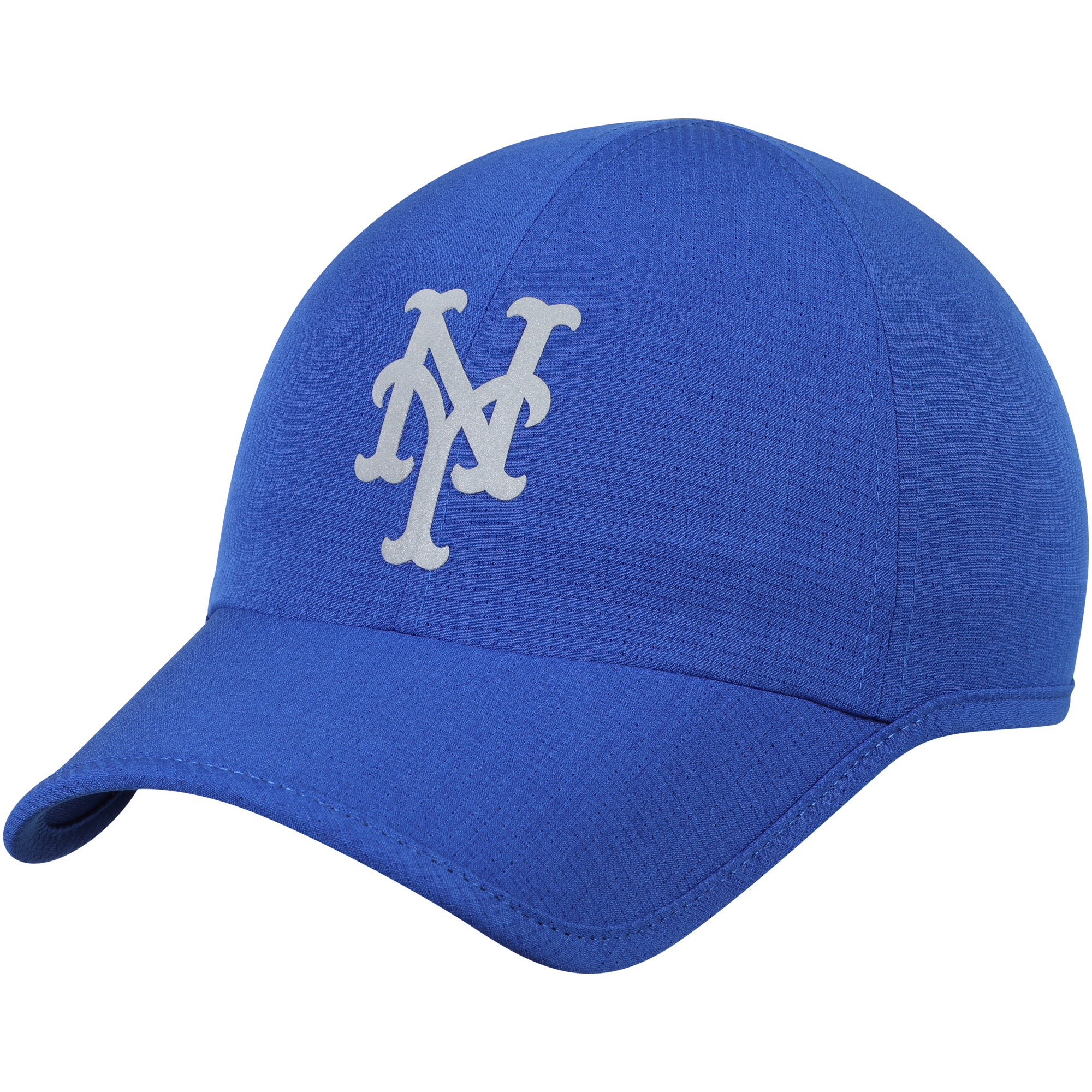 New York Mets Under Armour MLB Shadow Airvent Adjustable Hat - Royal - OSFA
