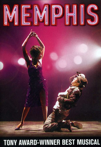 Memphis: The Original Broadway Production by