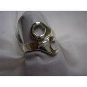 Hotrod Rocks HRR-016R Ladies Wrench Ring, Size 7