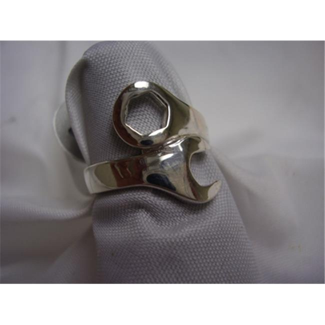 Hotrod Rocks HRR-016R Ladies Wrench Ring, Size 7